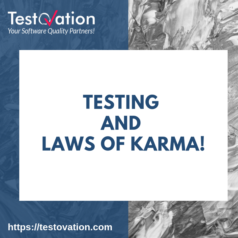 Testing-And-Laws-Of-Karma